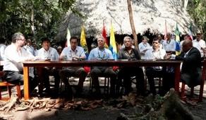 Gobernantes sudamericanos discuten protección de la Amazonía