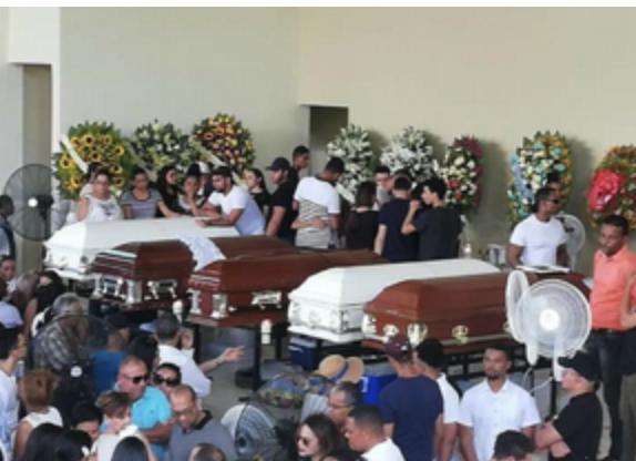 Una premonición sobre la muerte marcó la tragedia de los 5 jóvenes