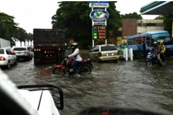 Onamet dice que las lluvias siguen en algunas zonas