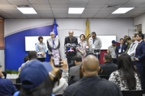 Castaños Guzmán dice actuarán con la fuerza pública contra desaprensivos se comprueben comprando cédulas