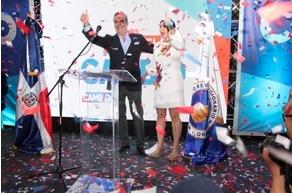 Luis Abinader se proclama ganador por el PRM