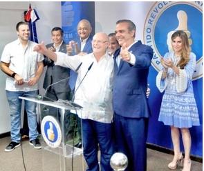 Hipólito reconoce victoria de Abinader en primarias
