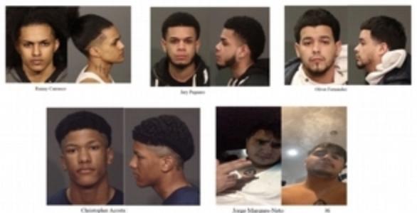 Policía de Nueva York busca a cinco de la banda «Los Trinitarios» por conexiones con actos violentos