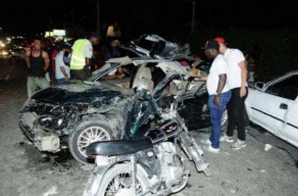 Al menos 21 víctimas mortales se registran en accidentes carretera Sánchez