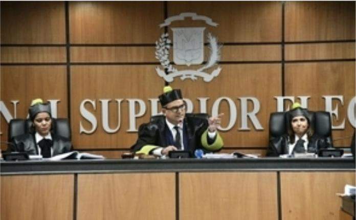 Las razones del TSE para rechazar la demanda de Leonel contra proclamación de Gonzalo