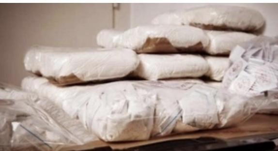 Ocupan 599 paquetes de cocaína durante un operativo en alta mar