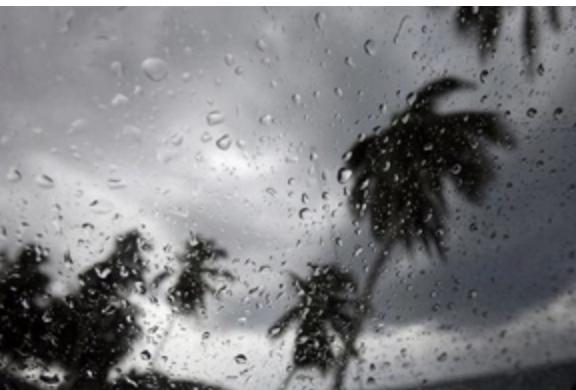 Onamet mantiene en alerta a cuatro provincias por lluvias