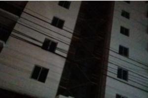 Explosión en torre en construcción en el Evaristo Morales deja tres muertos y cuatro heridos