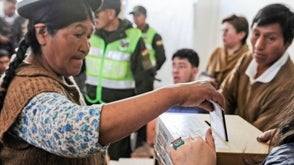 OEA determina un algoritmo falló en cómputos durante elecciones de Bolivia