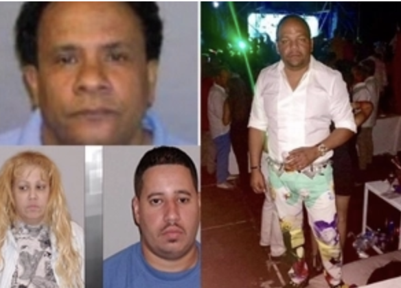 Narcotráfico, inmigración y fraude en servicios de salud, los crímenes cometidos por dominicanos buscados por el FBI