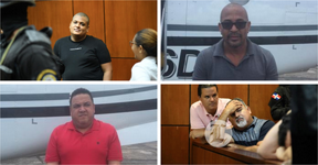 Cuatro miembros de red César el Abusador han aceptado extradición a EE.UU.