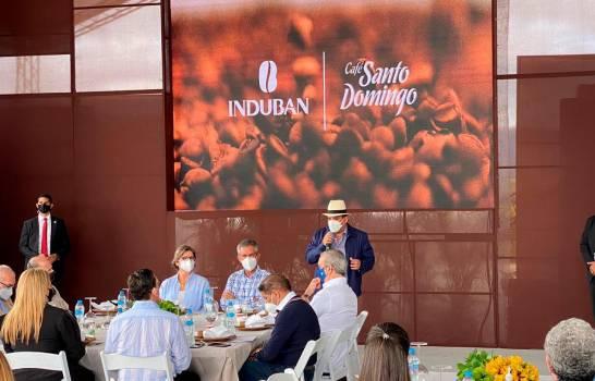 Presidente Abinader visita instalaciones de Indubán en San José de Ocoa
