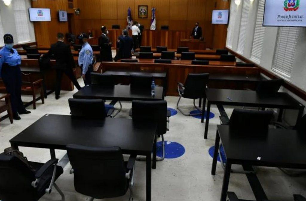 Ministerio Público inicia presentación de acusación formal contra los seis implicados en caso Odebrecht