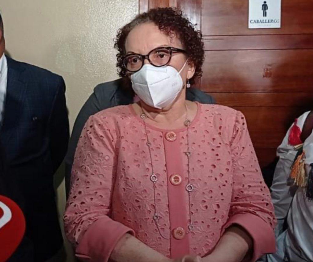 """Miriam Germán sobre declaración jurada: """"A todo el que sea necesario llamar se llamará"""""""
