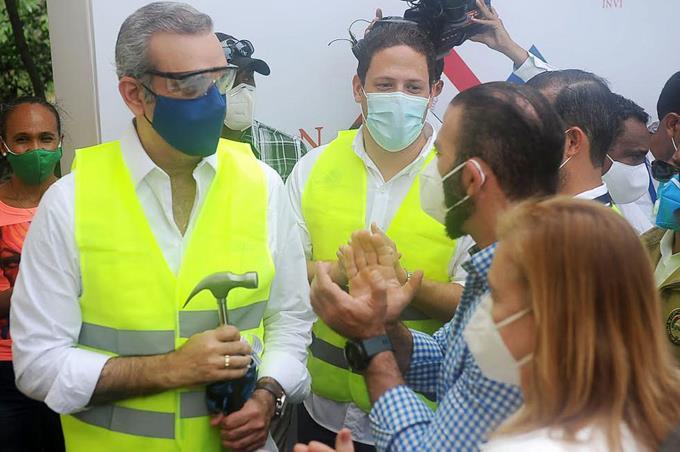 Gobierno invertirá RD$300 MM para construir obras en La Vega