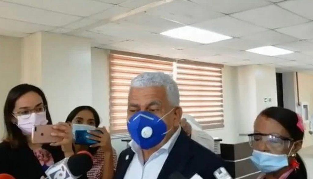 Ricardo de los Santos: Comisión Ejecutiva del PRM determinó que Eddy Olivares no debía ser miembro de la JCE