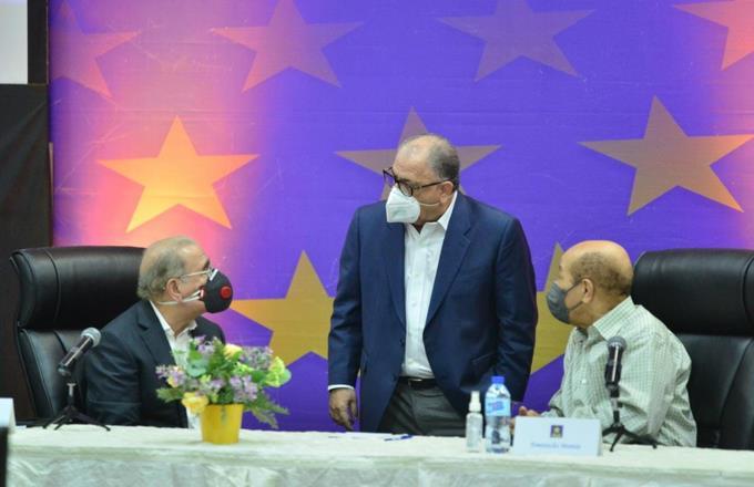 PLD reunido para fijar posición sobre escogencia de la nueva Junta Central Electoral