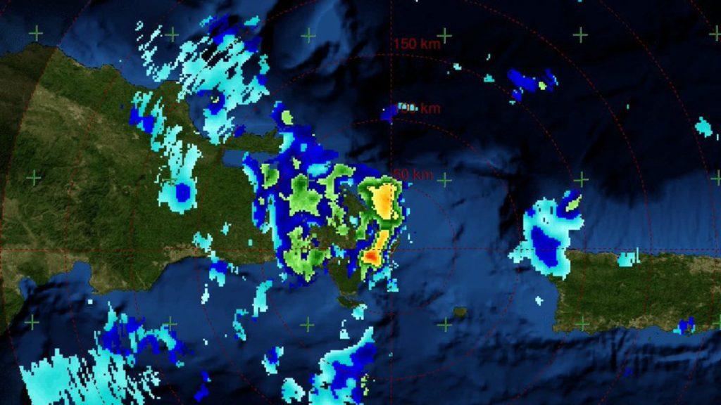 Onamet descontinúa alerta en varias provincias por disminución de las lluvias