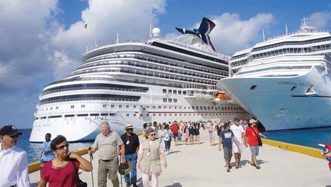 El país aún no registra llegada de embarcación con fines turístico tras su reapertura
