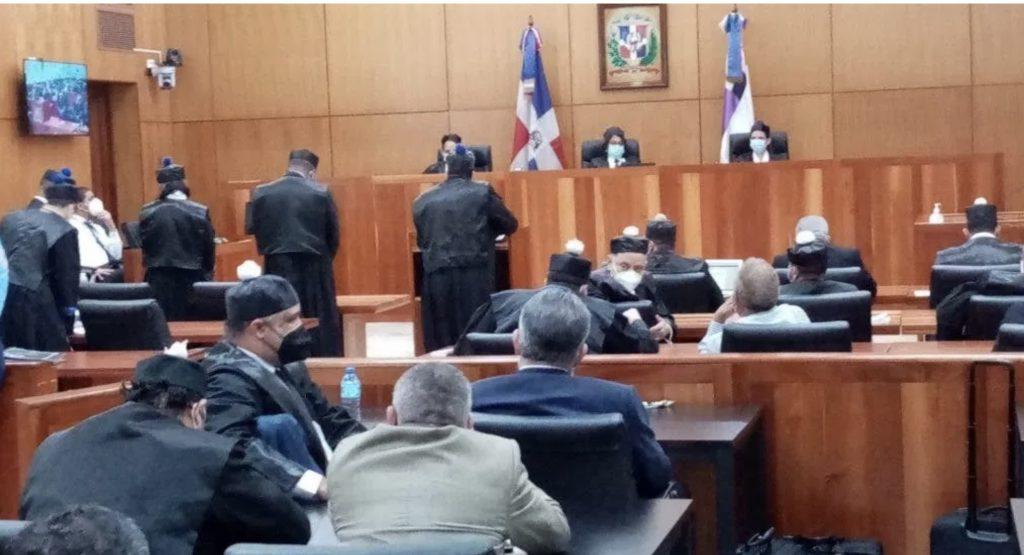 Aplazan para el jueves juicio caso Odebrecht