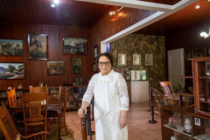 Miriam Germán recibe alta médica pero deberá continuar tratamiento en casa