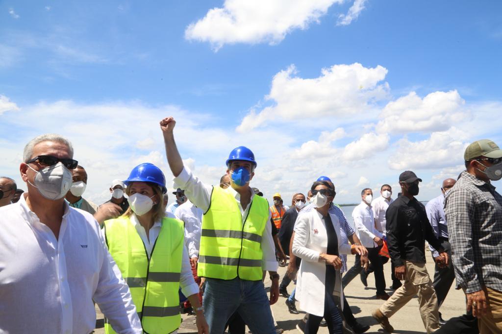 Abinader ha prometido inversiones por RD$113 mil millones en 86 días