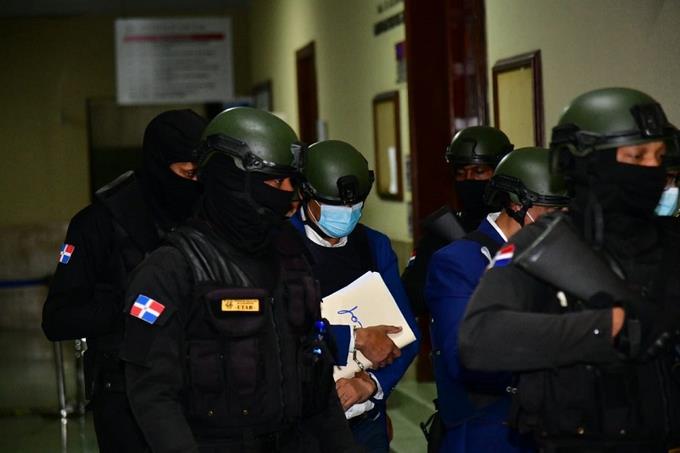 Los seis imputados de Operación Anti Pulpo que faltan ser presentados en el tribunal