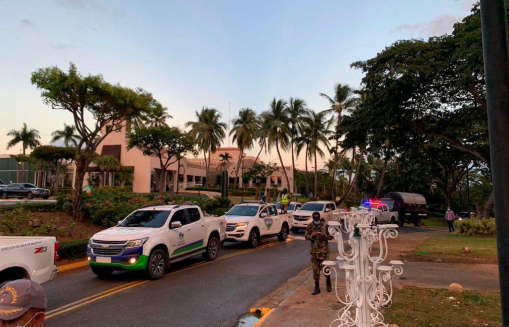 Cierre temporal del Santo Domingo Country Club e investigación de la fiscalía, así termina la boda de la que todos hablan