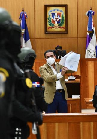 Alexis: «El ministerio público ha sido devastador con la familia Medina»