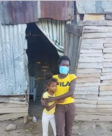 Presidente responde llamado de niña de Guayubín que necesita una casa
