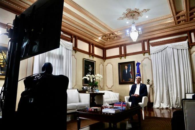 """Abinader dice Gobierno trabaja para impulsar la transformación del país """"de una vez y para siempre"""""""
