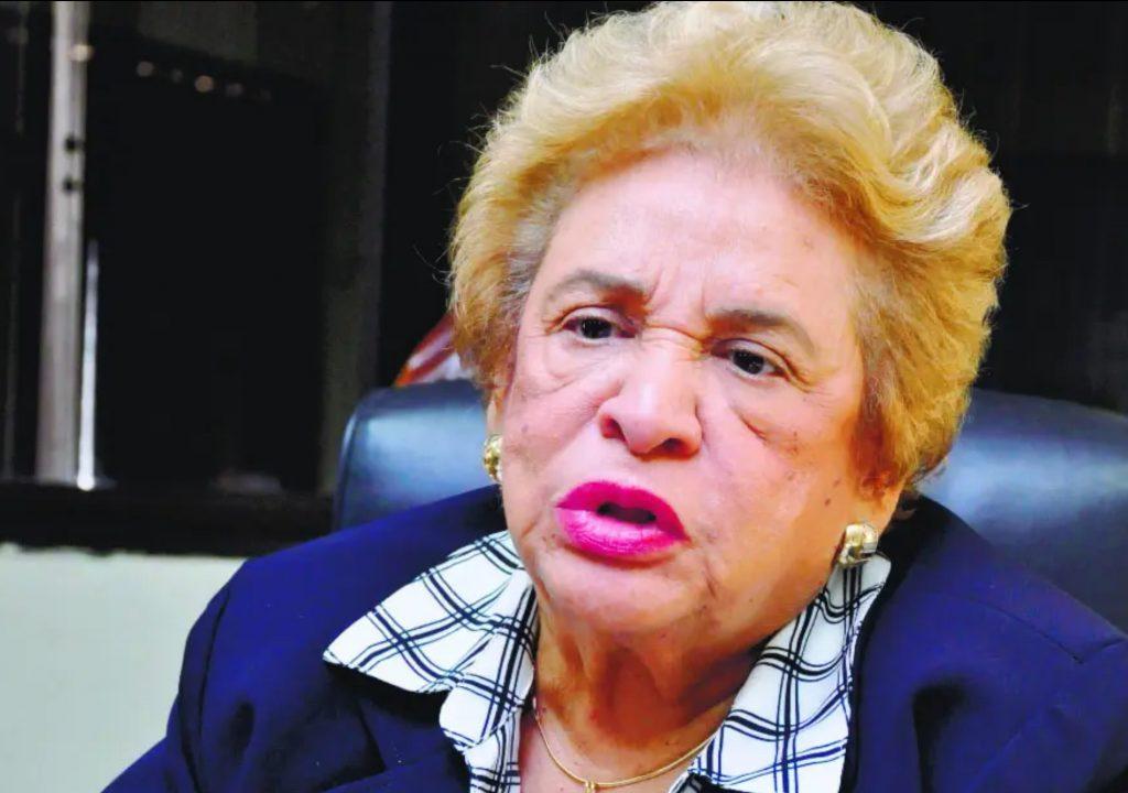 Muere la doctora Ligia Leroux por covid-19