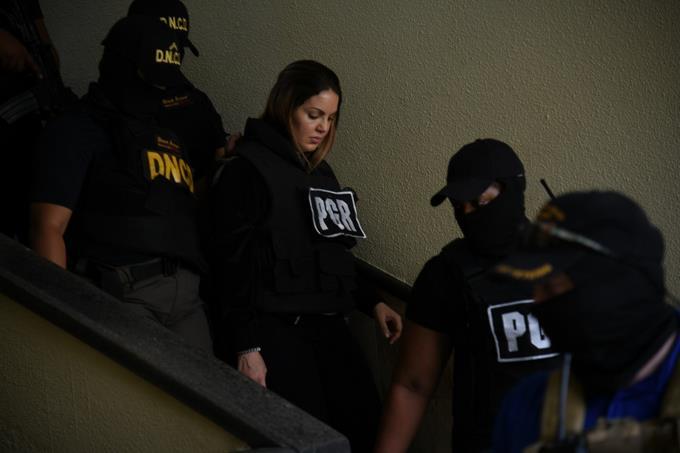 Marisol Franco 'blanqueó' 161 millones de la red de César el Abusador, dicen fiscales