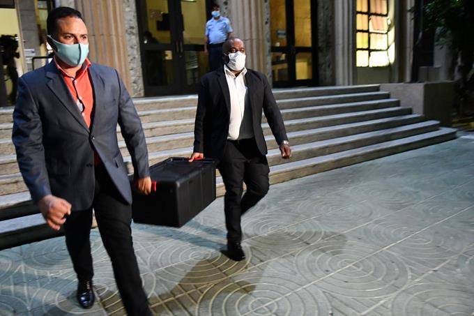Apresan a Wacal Vernavel Méndez Pineda, otro de los investigados en la Operación Anti-Pulpo