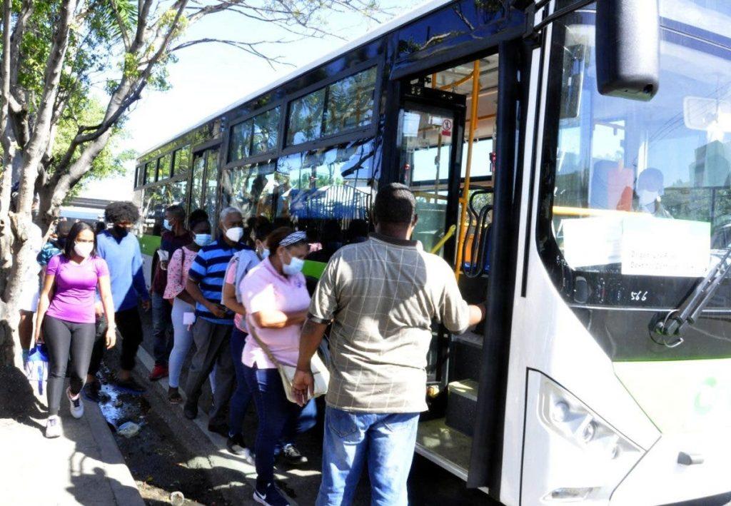 Pasajeros de otras rutas piden corredor como el de la Núñez