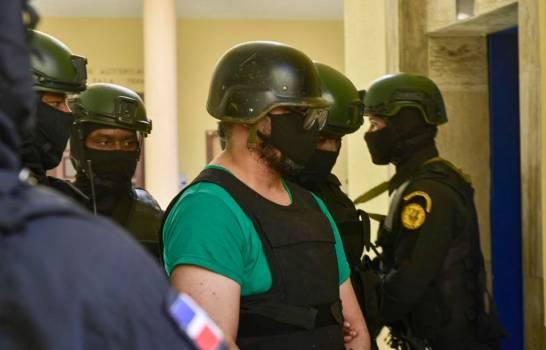 Argenis Contreras será trasladado a la cárcel Najayo esta tarde