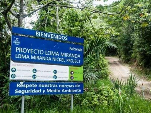 Medio Ambiente dice no se ejecutará proyecto minero en Loma Miranda