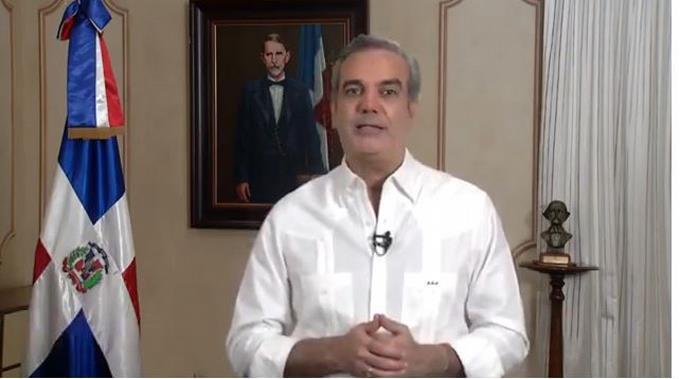 Abinader envía mensaje de unidad y solidaridad a dominicanos en el exterior