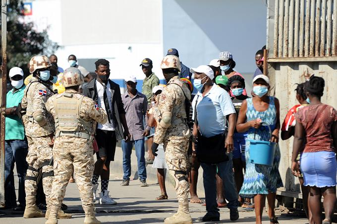 No han definido estatus de exfuncionarios haitianos detenidos en el país