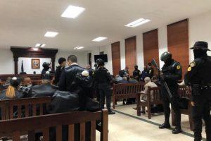Juzgado pospone revisión de medidas de coerción a imputados en caso Pulpo
